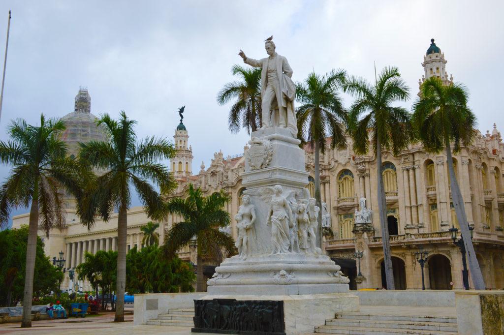 Centralni park Kuba