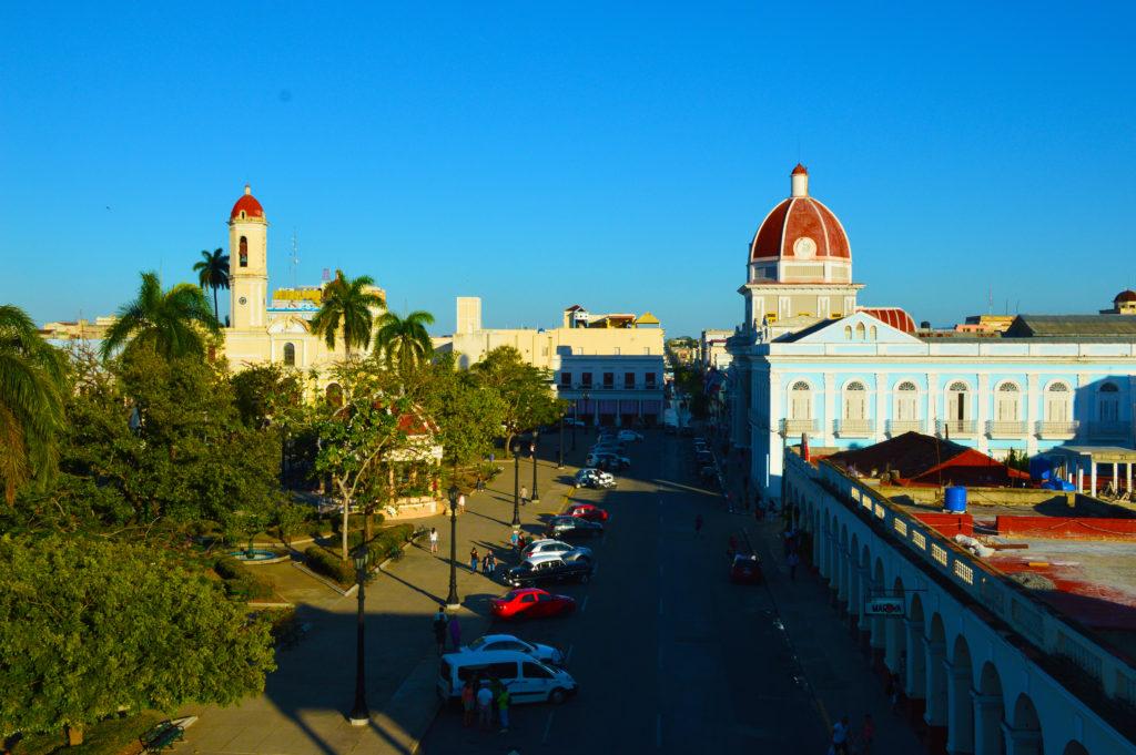 Cienfuegos view