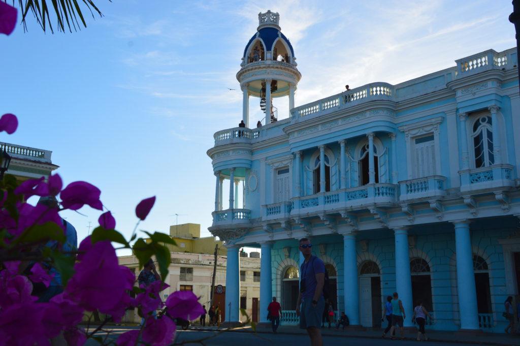 Cienfuegos Casa de la Cultura Benjamin Duarte