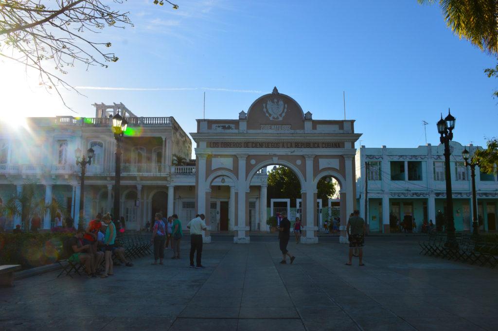 Cienfuegos Arc de Triomphe