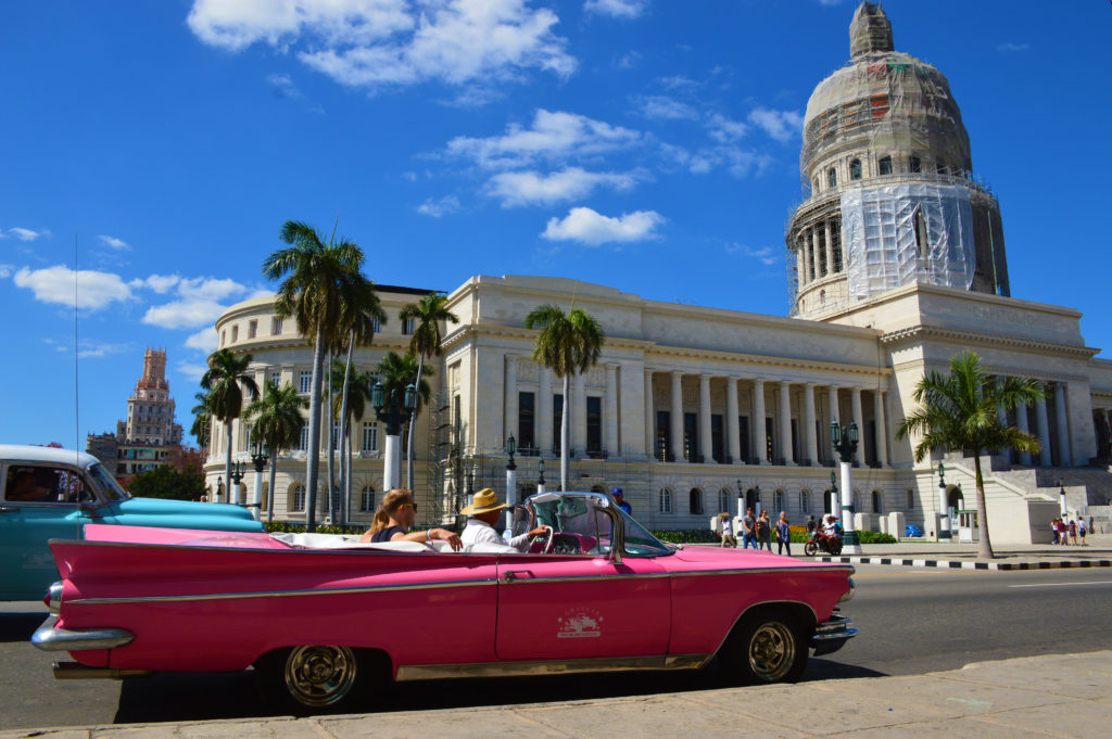 Kuba El Capitolio
