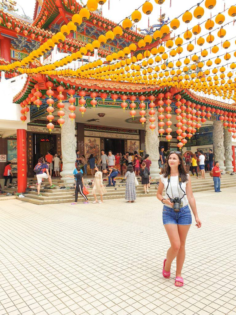 Then Hau temple Malaysia