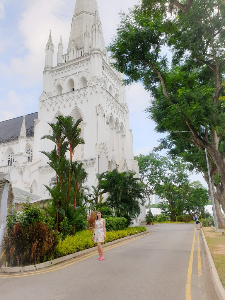 St. Andrews Cathedral Singapur