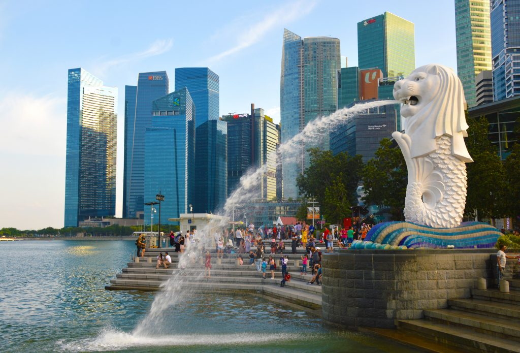 Stroški potovanja: Singapur