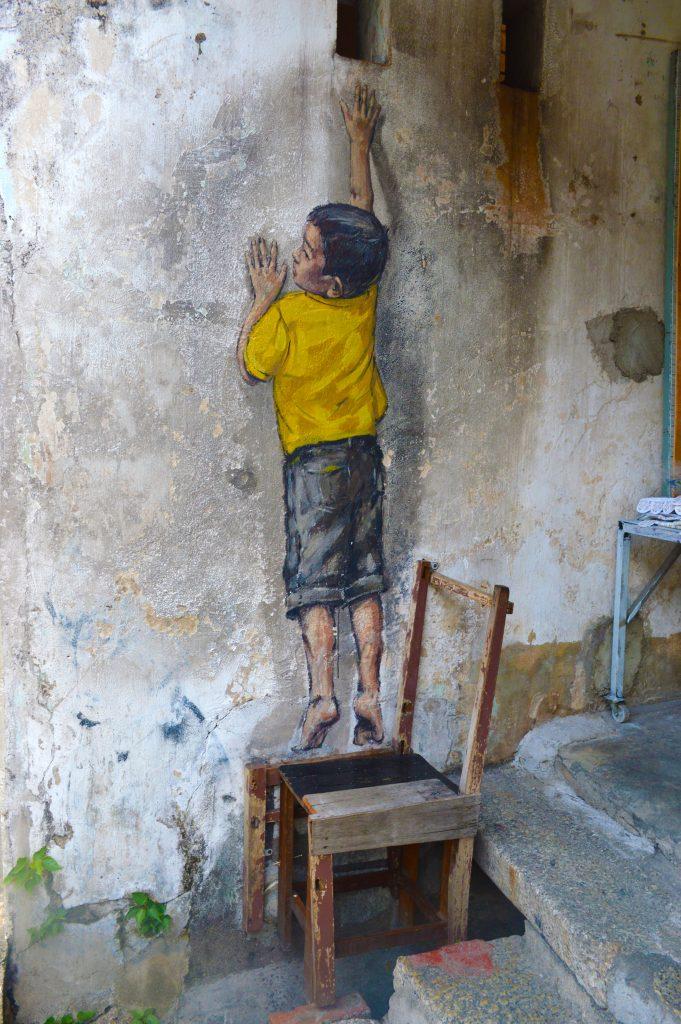 Geoge town grafitti