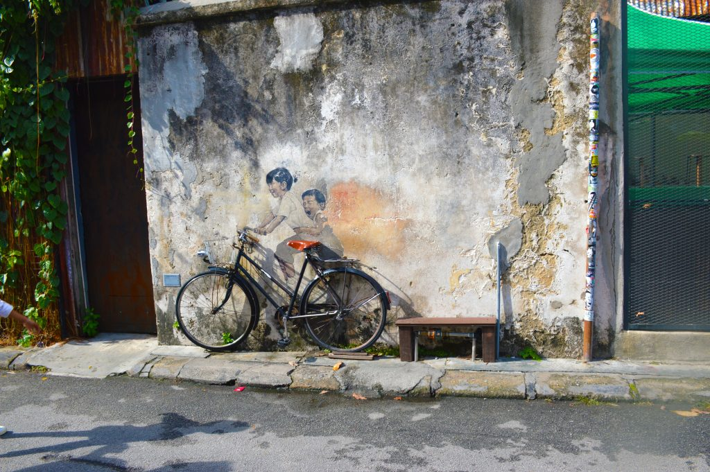 Geoge town art