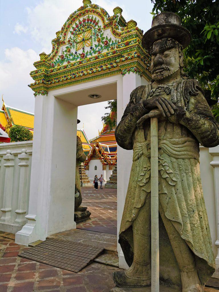 Wat Pho Tajska