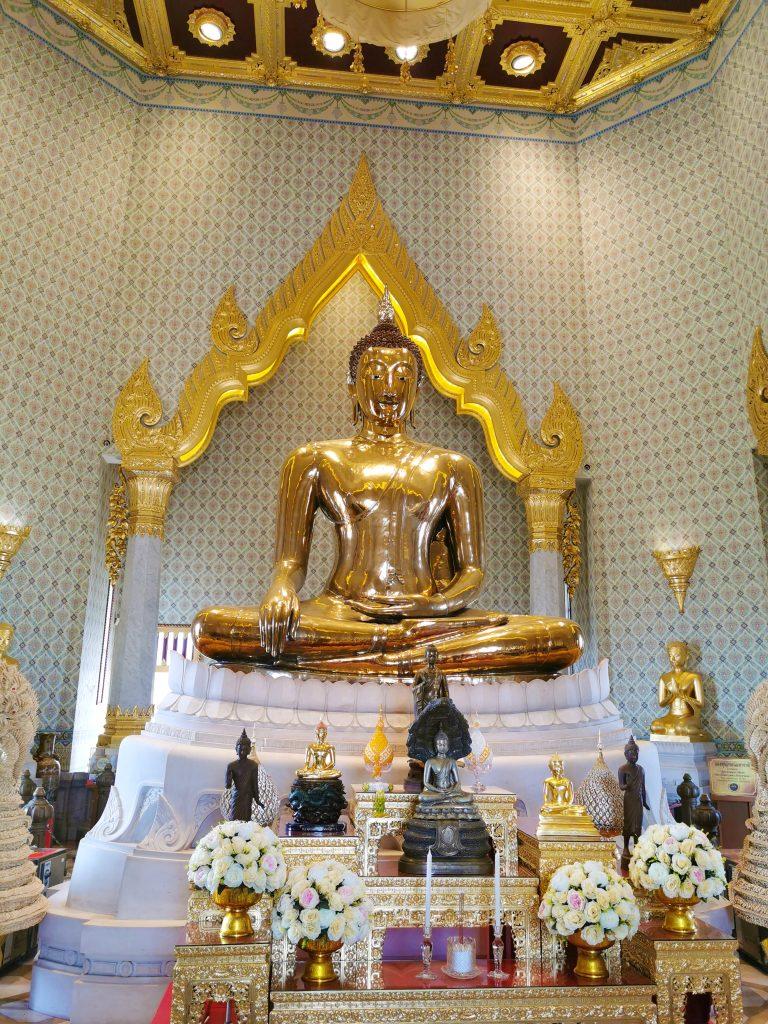 Wat Traimit Bangkok