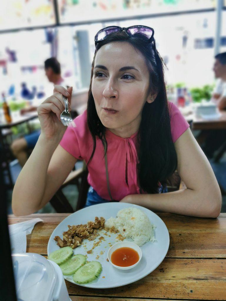 Hrana Tajska
